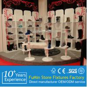 Quality jordan shoes display rack for sale