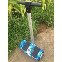 Two Wheel Self Balancing Electric Scooter , Lithium Battery Electric Scooter With Bluetooth
