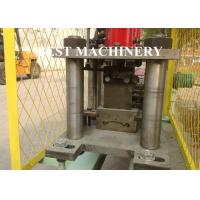Quality 77mm Shutter Slat Roller Door Making Cold Roll Forming Machine for sale