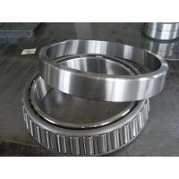 Quality Steel Industry Single Row Tapered Roller Bearings With Brass / Bronze Cage for sale