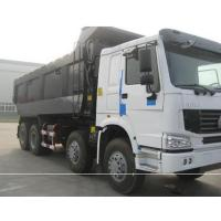 Buy 16m3 truck bucket volume dump truck 24 tons to transport sand or stone in tough road in africa at wholesale prices