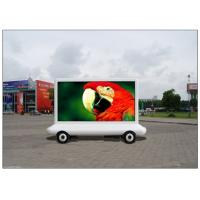 Quality 8000nits Brightness Truck Advertising Taxi LED Display 10000 pixels with Multimedia Control System for sale