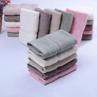 Buy Luxury Home&Hotel Plain Dyded Pure Cotton Square Towel 14''*14'' 65g Face Towel Hand Towel at wholesale prices