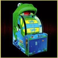 Buy Bass Wheel redemption game machine at wholesale prices