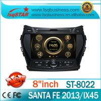 Quality Wifi Hyundai DVD Player Dual Zone Display Touch Screen for sale