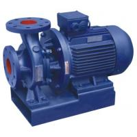 China cast iron chemical inline pump centrifugal jockey hot water pump on sale