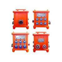 Quality MK2 48 Ways Portable Distribution Box MCB / RCD Overcurrent Protection for sale