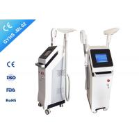 FDA IPL SHR Hair Removal Machine  RF + SHR + Nd Yag Laser 3S Skin Tightening