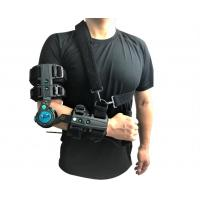 China Post Op Telescopic Orthopedic Elbow Brace Support Breathable With Hand Grip on sale