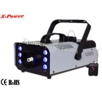 Quality 900W 3 In1 RGB LED Fog Machine With Remote Control Thermal Fog Machine    X-026 for sale