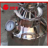 Quality 1 Layer Manual Home Distilling Equipment , Copper Stills For Moonshine for sale