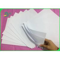"Quality 100% Wood Pulp 70 Gsm & 80gsm White Bond Paper Jumbo Roll 31"" * 43"" for sale"
