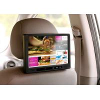 Buy Original Taxi Touch Screen Advertising 10.1 Inch Advertisement Panel With Fuse Protection at wholesale prices