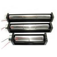 Buy cheap 12V Cross Flow Blower Fan 90mm / 150mm / 250mm / 290mm used for Air Conditioner and ladder from wholesalers