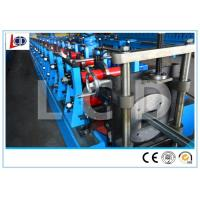 Quality 41*41 Mm C Channel Cold Roll Forming Machine For Solar Stents Production for sale
