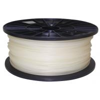 Quality 3D printer filament PLA 1.75mm 1kg Natural for sale