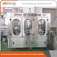 Quality mineral water bottling machine for pure water filling and packing for sale