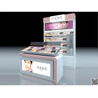Buy cheap Makeup Stand With Makeup Display,Hot sale customized Makeup cosmetic lipstick display stand rack cosmetic from wholesalers