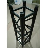 Buy Black  Aluminum Spigot Stage Truss 300*300*1m Size For Indoor Show And Events at wholesale prices