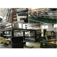 Quality Automation Large Roll To Sheet Paper Sheeter Machine Hydraulic Pressure Control for sale