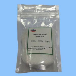 China Epsom salt, Bath salt,Magnesium sulfate on sale