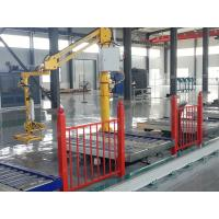 Quality Conveyor System Switch Gear Production Line Ground Fixed Type Pedal Brake for sale