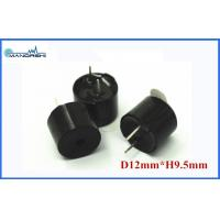 Quality Black Active Electronic Magnetic Buzzer Soldering Pads For Computer for sale