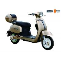 Elegant Headlight Ladies Electric Scooter With One E - Scooter Two Version - Both