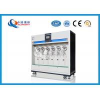 Quality Robot Cable Bending Tester / Robot Cable Bending Fatigue Testing Machine for sale