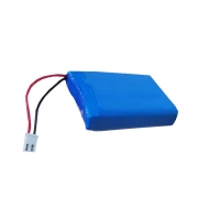 Quality UN38.3 3400mAh 3.7V Rechargeable Battery Pack 4.2V Charging for sale