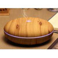 Quality Flat Shape Aromatherapy Electric Aroma Diffuser Ultrasonic Oil Diffuser for sale