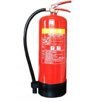 Quality Hospital / Factory Portable Foam Fire Extinguisher 9L Tripod Type With Foot for sale