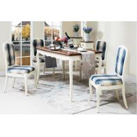 Quality Modern Simple Solid Wood Dining Room Furniture / Ash Wood Dining Table for sale