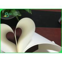 Quality 70gsm 80gsm Uncoated Offset Printing Paper For School Book Size Customized for sale