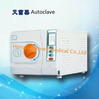 Quality Great Performance 23L B Class Dental Instrument Autoclave for sale