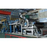 Quality Toilet Paper Machinery Crescent Former Tissue Paper Machine for Making Machine for sale