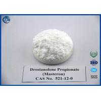 Quality Safety Drostanolone Steroid White Crystalline Drostanolone Enanthate Mast E Powder for sale