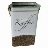 Quality Gift Tin, Measures 122x58x220mm for sale