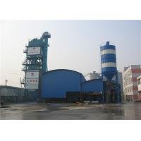 Quality 240tph Tower Type Asphalt Batch Mix Plant With Finished Product Bin European Standard for sale