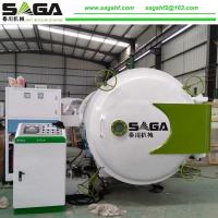 Quality RF Wood Drying Kiln For Timber Radio Frequency Dryer Chamber From SAGA for sale