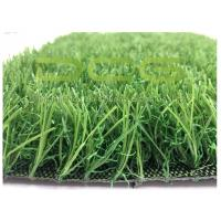 Quality Outdoor Artificial Turf / Synthetic Landscaping Grass For Garden Decoration for sale