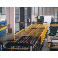 Quality 5.5KW Automatically Roof Panel Roll Forming Machine 40GP Container for sale