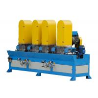 Quality Abrasive Belt Flat Plate Grinding Metal Sanding Machine Safety Operation for sale