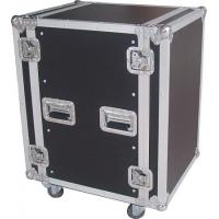 Buy 10mm Plywood Rack Flight Case , Equipment Aluminum Carrying Case at wholesale prices