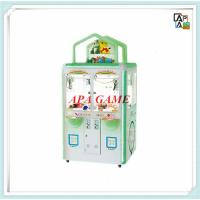 Quality Hot Crystal House Double player game center star arcade claw machine for sale for sale