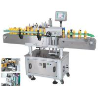 Quality Automatic Double Sides Round Bottle Labeling Machine / Shrink Sleeve Labeling Machine for sale