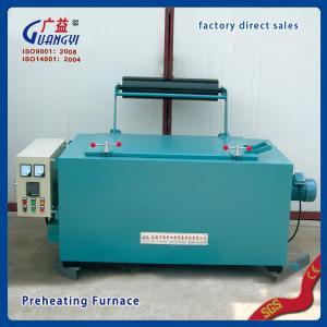 Quality Hot air circulation horizontal preheating furnace for sale