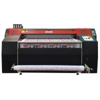 Quality 1.8M Epson DX5 Head Sublimation Printing Machine For Fabric / Textile Printing for sale