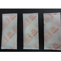 Quality Chemical Auxiliary Agent Desiccant Drying Packet For Storage Of Metal And Copper for sale