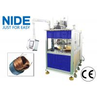 Buy Automatic Stator Winding Inserting Machine For Generator Motor , Three Working Station at wholesale prices